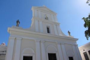 Kathedrale San Juan Bautista.