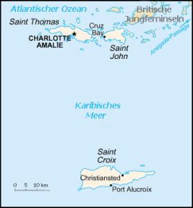 US Jungferninseln